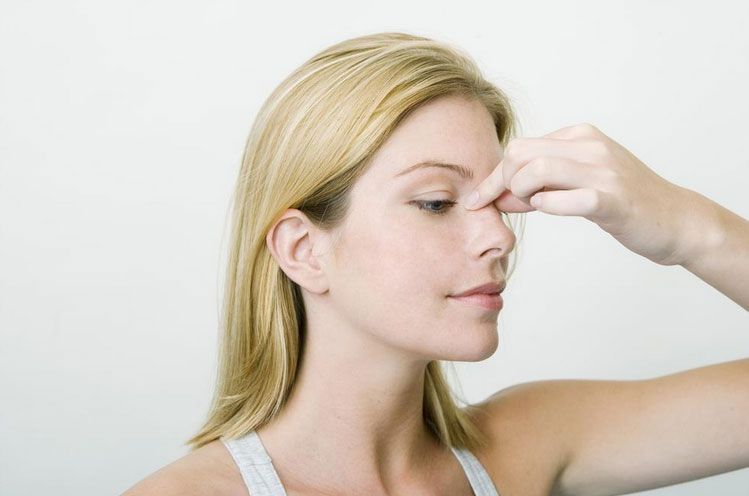 鼻詰まりが辛い!鼻詰まり解消法4選! 1枚目の画像